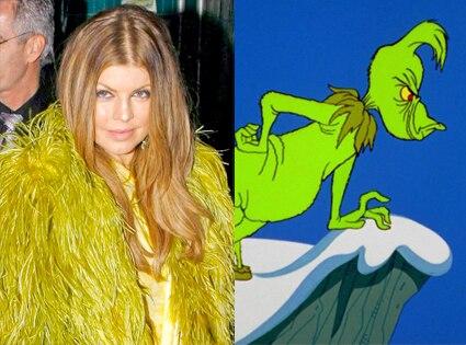 Fergie, Grinch