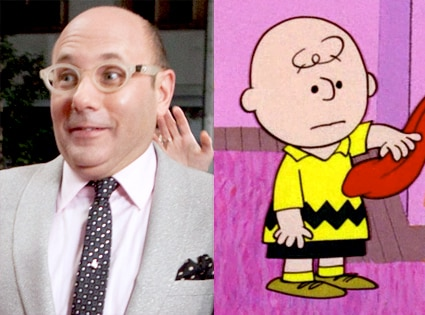 Willie Garson, Charlie Brown