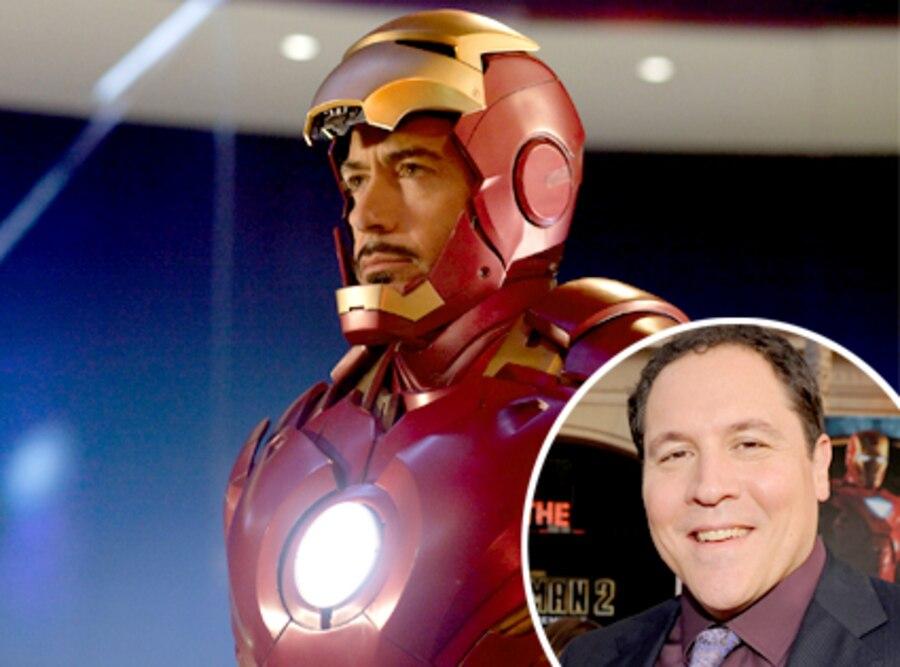 Robert Downey Jr., Iron Man, Jon Favreau