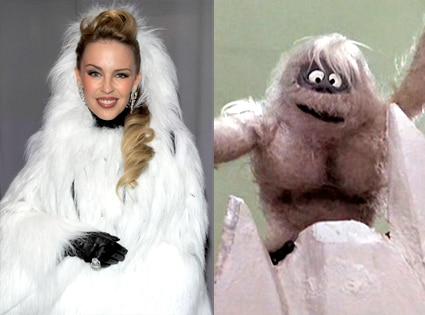 Kylie Minogue, Bumble the Abominable Snowman