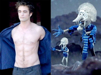 Robert Pattinson, Snow Miser