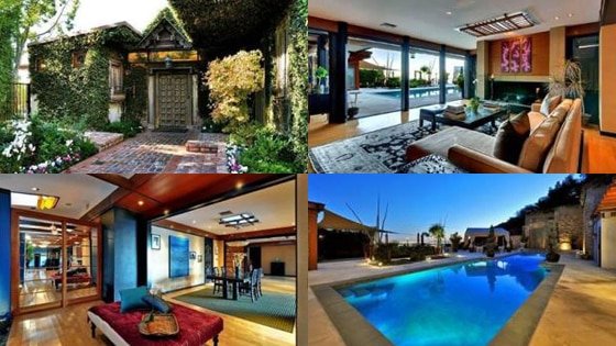 Whose Celebrity Home