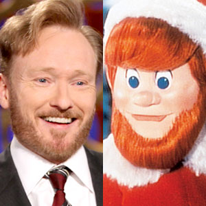 Conan OBrien, Kris Kringle