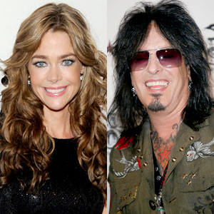 Denise Richards, Nikki Sixx