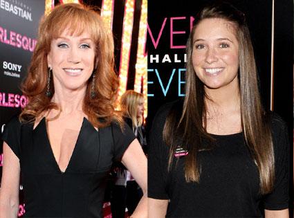 Kathy Griffin, Bristol Palin