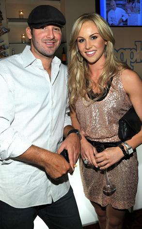 Tony Romo, Candice Crawford