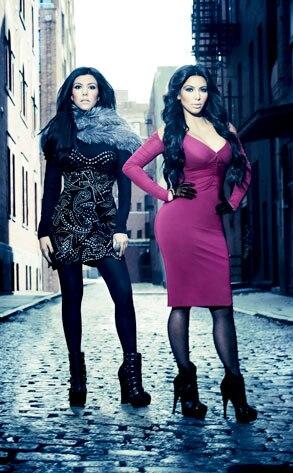 Kourtney and Kim Take New York, Kourtney Kardashian, Kim Kardashian