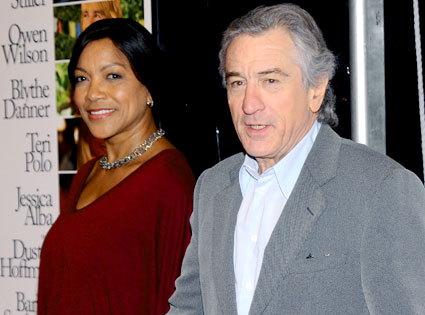 Grace Hightower, Robert De Niro
