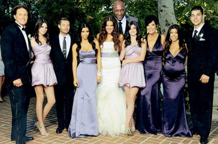 Kardashian, Jenner Family Christmas Photos
