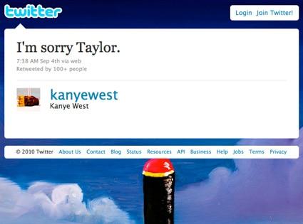 Top Tweets of 2010