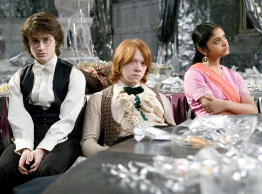 Afshan Azad, Harry Potter