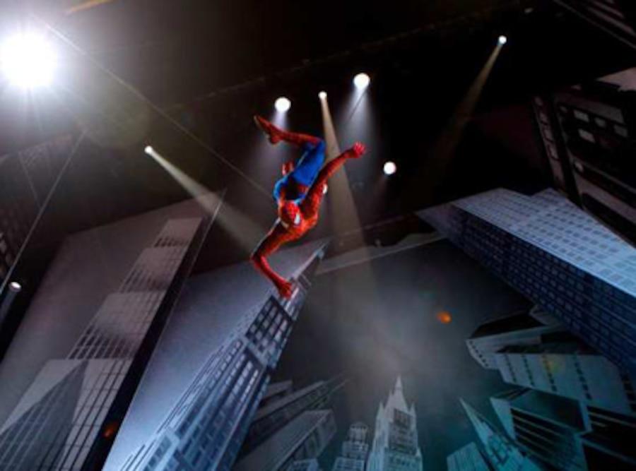 Spider-Man: Turn Off the Dark stage show 300/gallery