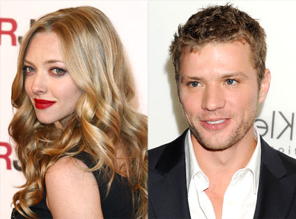 Amanda Seyfried, Ryan Phillippe