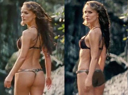 Natalie Portman, Your Highness Trailer