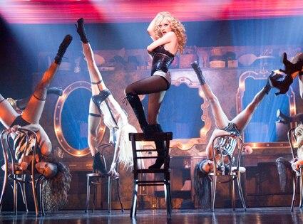 Burlesque, Christina Aguilera