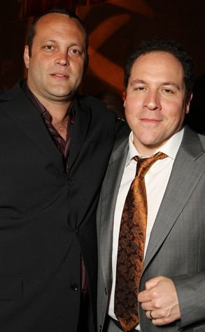 Vince Vaughn, Jon Favreau