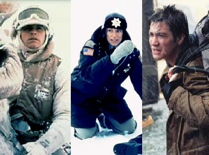 Fargo, The Day After Tomorrow, Empire Strikes Back
