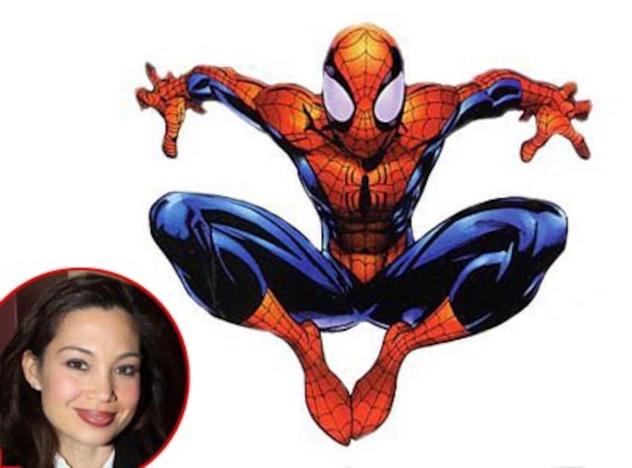 SpiderMan,  Natalie Mendoza