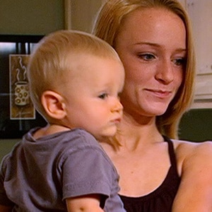 Teen Mom, Maci Bookout, Bentley