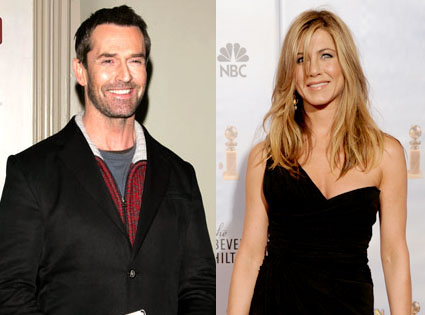 Rupert Everett, Jennifer Aniston