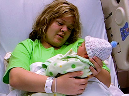 Lori Wickelhaus, 16 & Pregnant