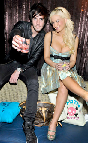 Holly Madison, Jack Barakat