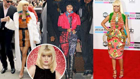 Nicki Minaj, Kelly Osbourne