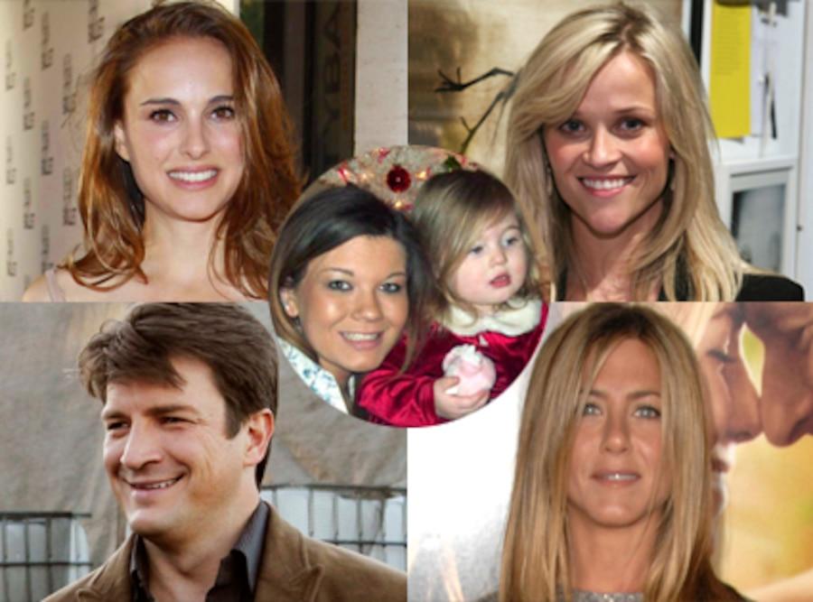 Natalie Portman, Reese Witherspoon, Castle, Nathan Fillion, Jennifer Aniston, Amber Portwood