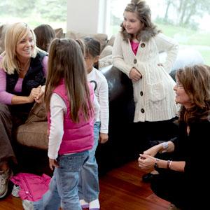 Kate Gosselin, Sarah Palin