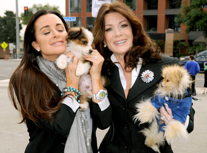 Lisa Vanderpump, Kyle Richards