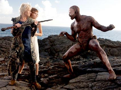 Helen Mirren, Djimon Housou, The Tempest