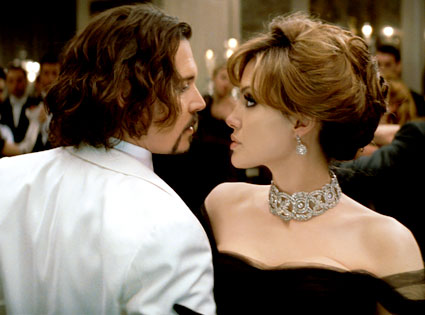 Johnny Depp, Angelina Jolie, The Tourist