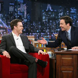 LATE NIGHT WITH JIMMY FALLON, Michael C. Hall