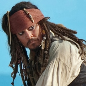 Johnny Depp, Pirates of the Caribbean on Stranger Tides