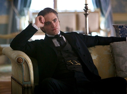 Bel Ami, Robert Pattinson
