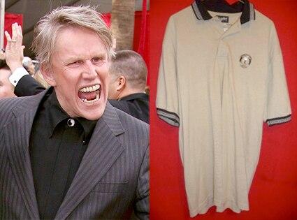 Gary Busey, Shirt