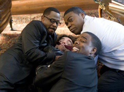 Death at a Funeral, Martin Lawrence, Chris Rock, Peter Dinklage, Tracy Morgan