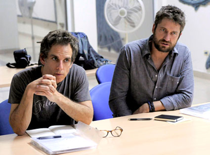 Ben Stiller, Gerard Butler