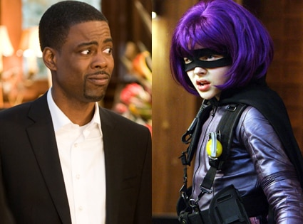 Chris Rock, Death at a Funeral, Chloe Grace Moretz, Kick-Ass
