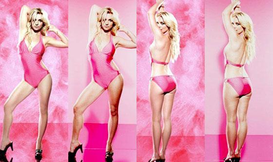 Britney Spears, Candies Advertisement