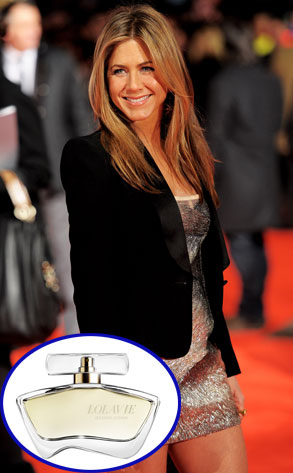 Jennifer Aniston, Perfume