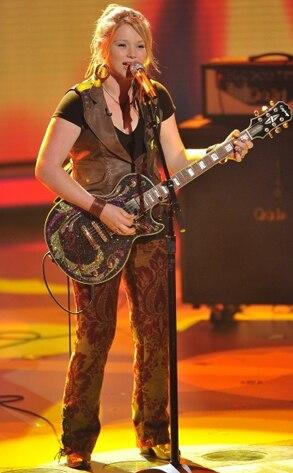 Crystal Bowersox. American Idol
