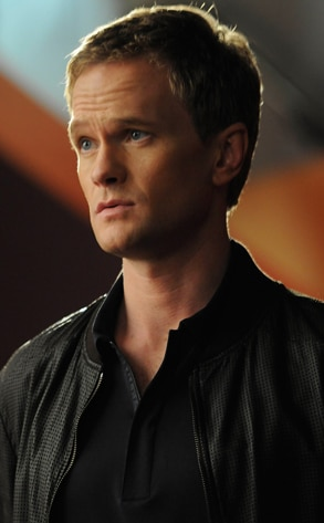 Neil Patrick Harris, Glee