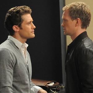 Neil Patrick Harris, Matthew Morrison, Glee
