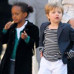 Zahara, Shiloh Jolie-Pitt