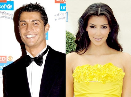 Cristiano Ronaldo, Kim Kardashian