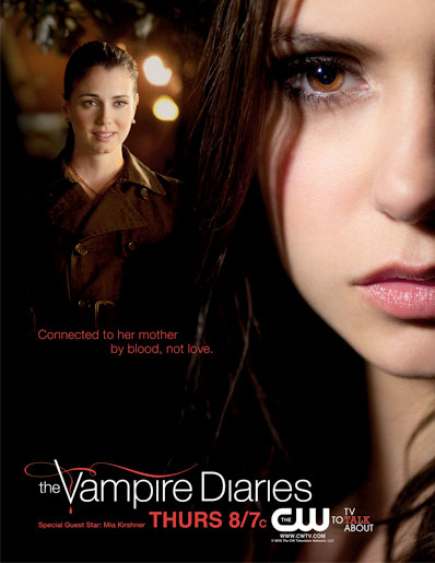 Vampire Diaries, Promo