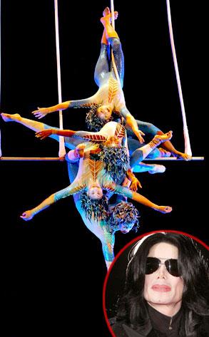 Cirque du Soleil, Michael Jackson