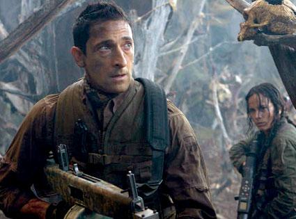 Adrien Brody, Predators