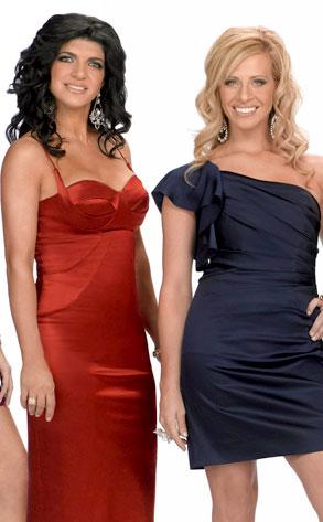 Teresa Giudice, Dina Manzo, Real Housewives of New Jersey